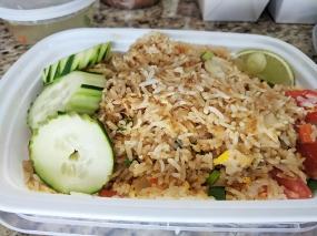 Bangkok Thai Deli, Thai Fried Rice