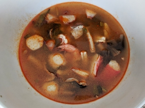 Bangkok Thai Deli, Tom Yum Seafood