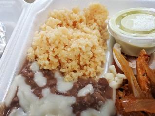 El Triunfo, Rice