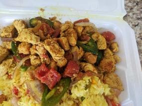 Fasika, Chicken Tibs