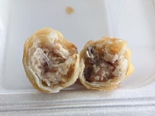 Pho Everest, Egg roll cut