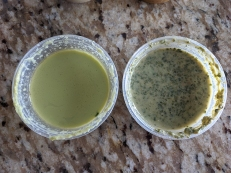 Godavari, Green Chutneys