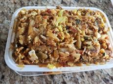 Godavari, Kothu Paratha, Chicken