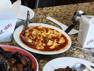 Grand Szechuan, MaPo Tofu