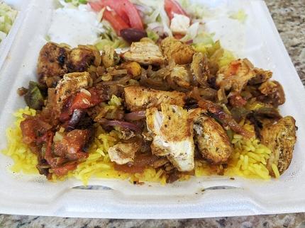 Gyros Grill, Chicken Kabob
