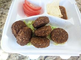 Gyros Grill, Falafel Starter