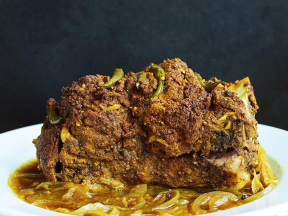 Slow Cooked Pork Roast