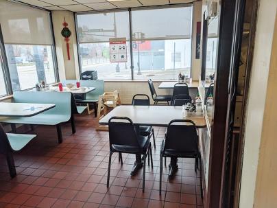 Trieu Chau, Dining area 1