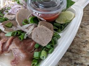 Trieu Chau, Pho meatballs