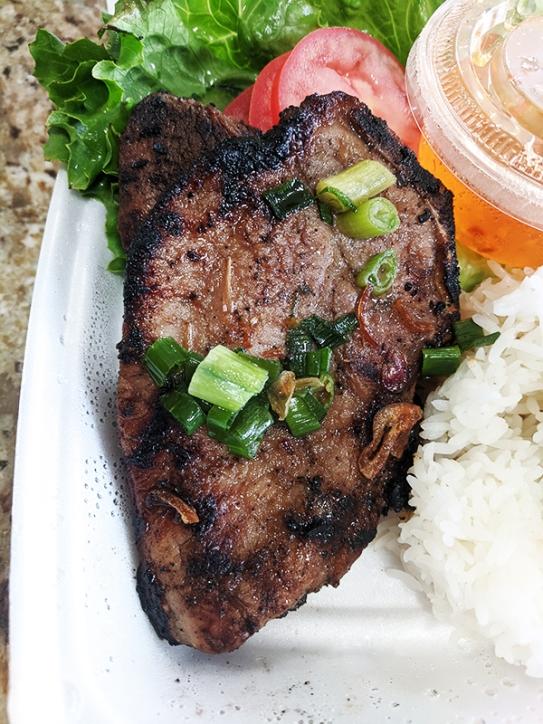 Trieu Chau, Pork chop