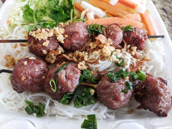 Trieu Chau, Pork meatballs