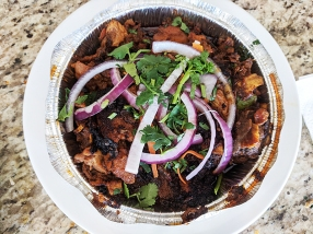 Aroma, Kerala Chicken Roast