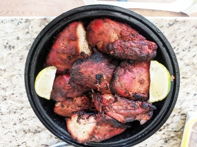 Aroma, Tandoori Chicken