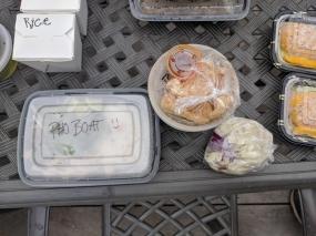 Basil Cafe, Boat Noodles, Assembly kit