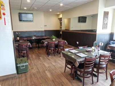 Basil Cafe, Dining Room, Interior