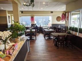 Basil Cafe, Dining Room