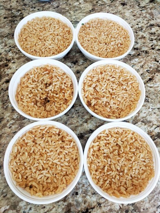 Homi, Rice