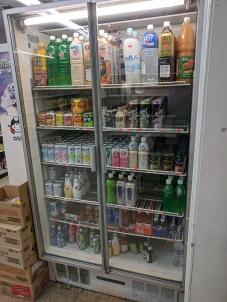 Kim's, Drinks
