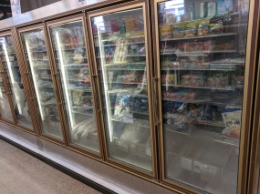 Kim's, Frozen Foods