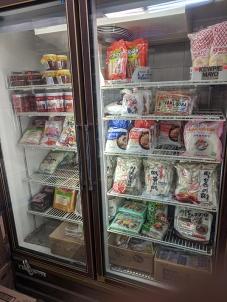 Kim's, Frozen Noodles, Rice Cakes etc