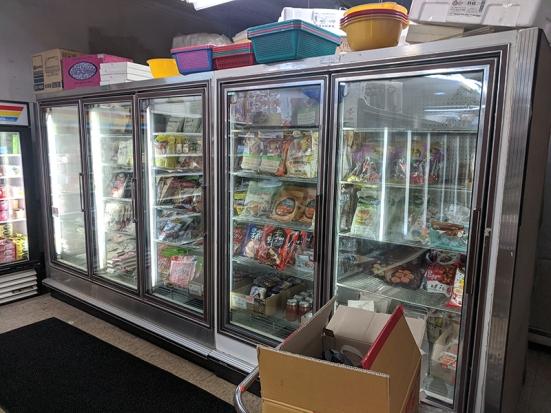 Kim's, Frozen Prepared Foods