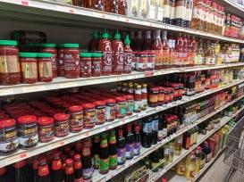 Kim's, Hot Sauces etc