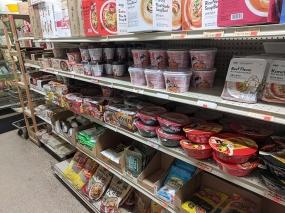 Kim's, More noodles