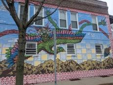 Kim's, Mural 2