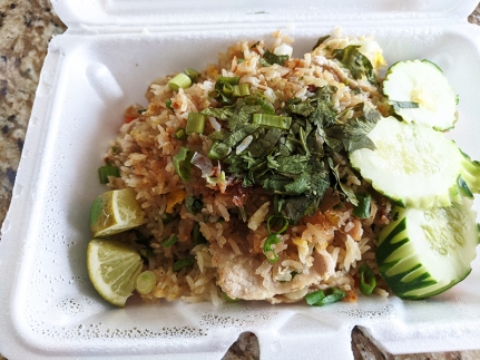 On's Kitchen, Khao Pad
