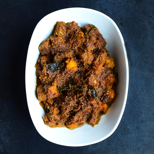 Pork and Squash with Roasted Cumin