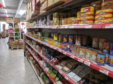 Rong Market, Canned Fish etc