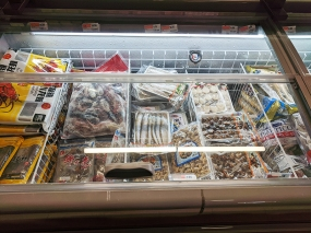 Rong Market, Frozen Seafood