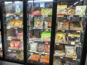 Rong Market, Frozen Snacks