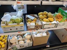 Rong Market, Fruit