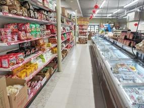 Rong Market, Korean Ramen, Frozen Goods