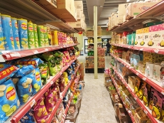 Rong Market, Lay's etc