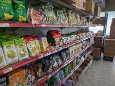 Rong Market, Snacks