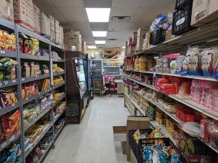 Asian Mart, Aisle 4, Snacks etc