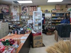 Asian Mart, Cashier