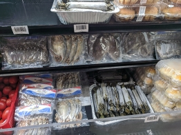 Asian Mart, More prepared foods