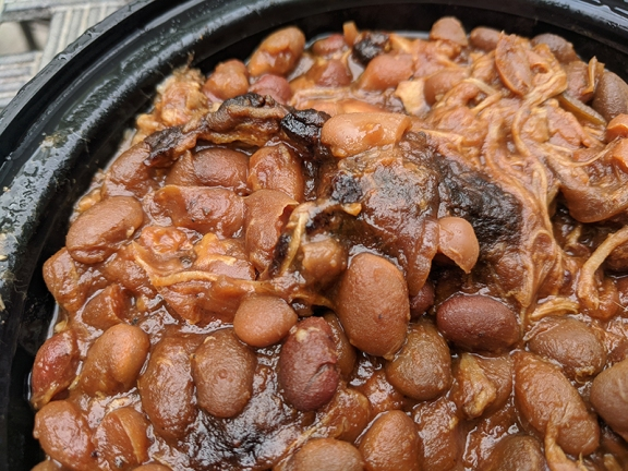 Black Market StP, A lot of pork in the beans