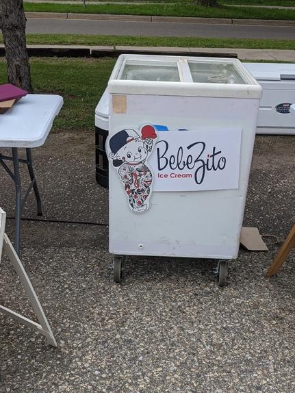 Black Market StP, Ice cream cooler