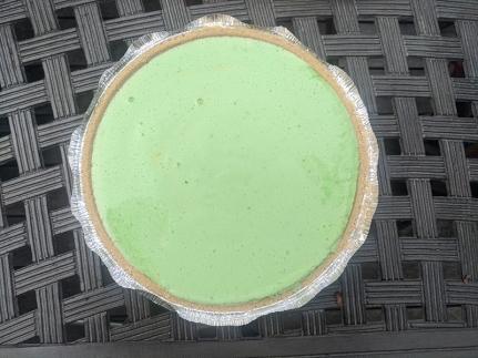 Black Market StP, Natalie's lime chiffon pie