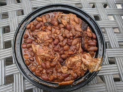Black Market StP, Smoked Beans