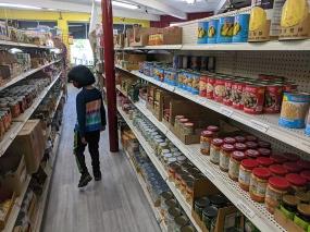 Chan Oriental Market, Advance scout