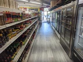 Chan Oriental Market, Aisle 1