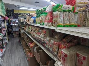 Chan Oriental Market, Aisle 5