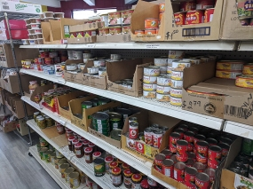 Chan Oriental Market, Canned fish