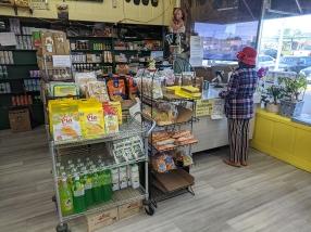 Chan Oriental Market, Cashier