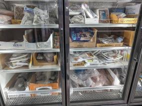 Chan Oriental Market, Frozen fish